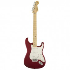 Fender Standard Stratocaster Candy Apple Red