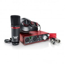 Focusrite Scarlett 2i2 Studio Bundle G2