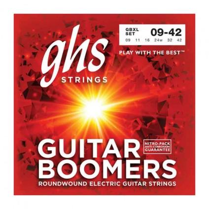 قیمت خرید فروش سیم گیتار الکتریک  9-42 ghs Boomers 9 42