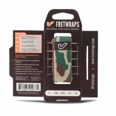 فرت رپ Gruv Gear FretWrap Camo(Green-Brown) SM