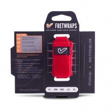 فرت رپ Gruv Gear FretWrap Fire(red) SM