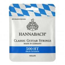 سیم گیتار کلاسیک Hannabach 500 HT