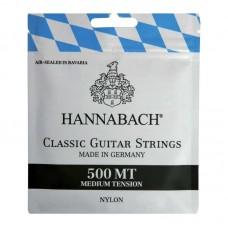 سیم گیتار کلاسیک Hannabach 500 MT