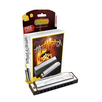 قیمت خرید فروش سازدهنی Hohner Hot Metal