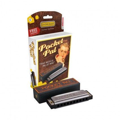 قیمت خرید فروش سازدهنی Hohner Pocket pal