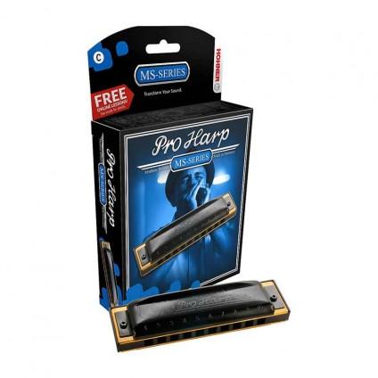 قیمت خرید فروش سازدهنی Hohner Pro Harp