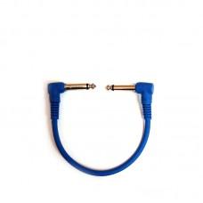 Lespoir Pedalboard Unit Cable Blue 21cm