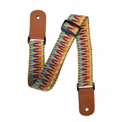 قیمت خرید فروش بند گیتار lespoir Rainbow 3/4 Guitar Strap