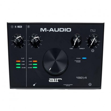 قیمت خرید فروش کارت صدا M-Audio AIR 192|4