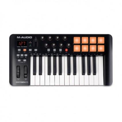 قیمت خرید فروش میدی کنترلر M Audio Oxygen 25 MK IV