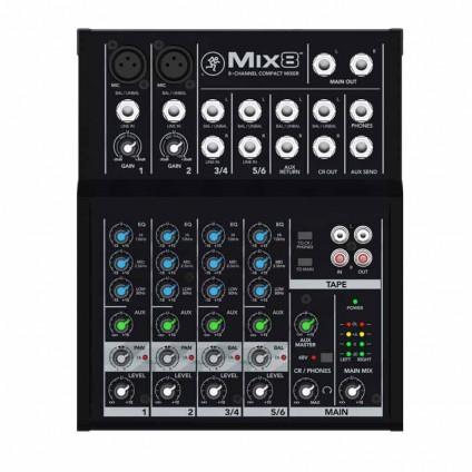 قیمت خرید فروش میکسر Mackie Mix8