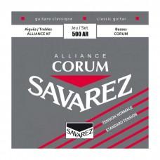 سیم گیتار کلاسیک Savarez 500AR