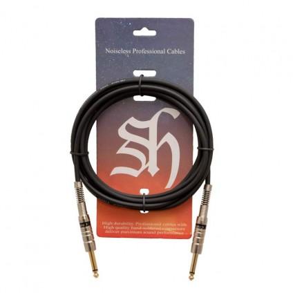 قیمت خرید فروش کابل گیتار Shining Sound TS to TS 2m