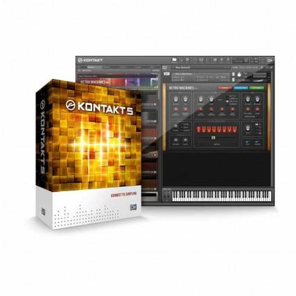 قیمت خرید فروش وی اس تی پلاگین Native Instruments Kontakt Player 5