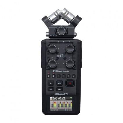 قیمت خرید فروش رکوردر Zoom H6 Black