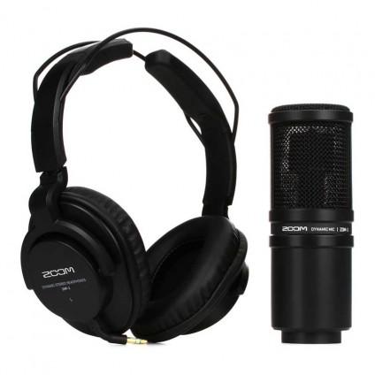 قیمت خرید فروش میکروفون Zoom ZDM 1 Podcast Mic Pack