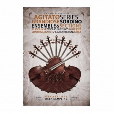 8Dio Agitato Sordino Strings