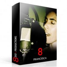 8Dio Forgotten Voices Francesca