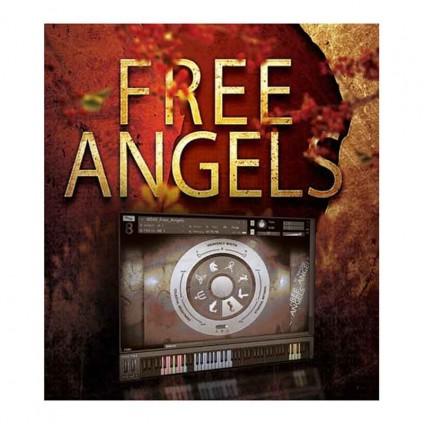 قیمت خرید فروش وی اس تی پلاگین 8Dio Free Angels