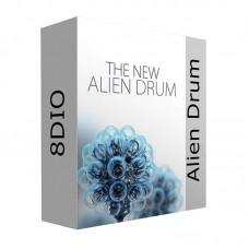 8Dio The New Alien Drum