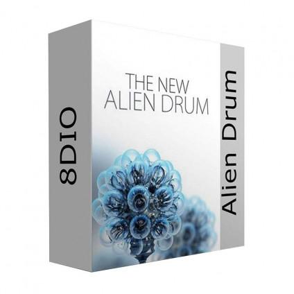 قیمت خرید فروش وی اس تی پلاگین 8Dio The New Alien Drum