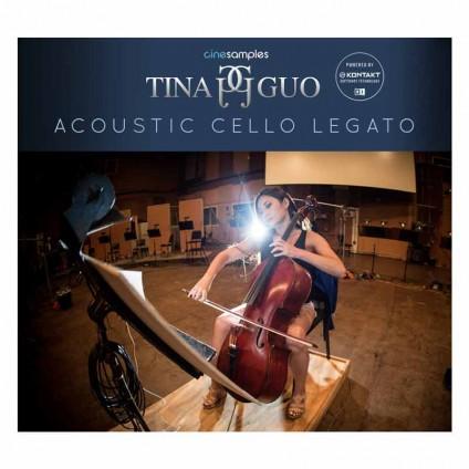 قیمت خرید فروش وی اس تی پلاگین Native Instrument Tina Guo Acoustic Cello Legato