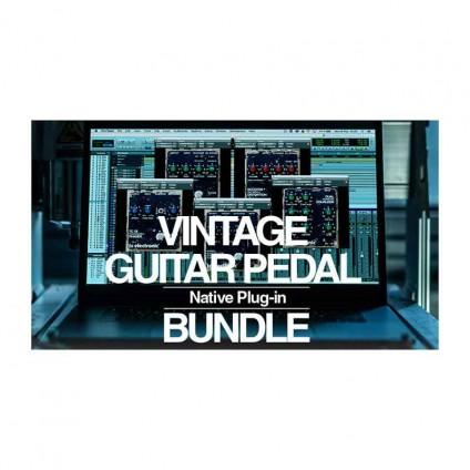 قیمت خرید فروش وی اس تی پلاگین TC Electronic Vintage Guitar Pedal Bundle Native